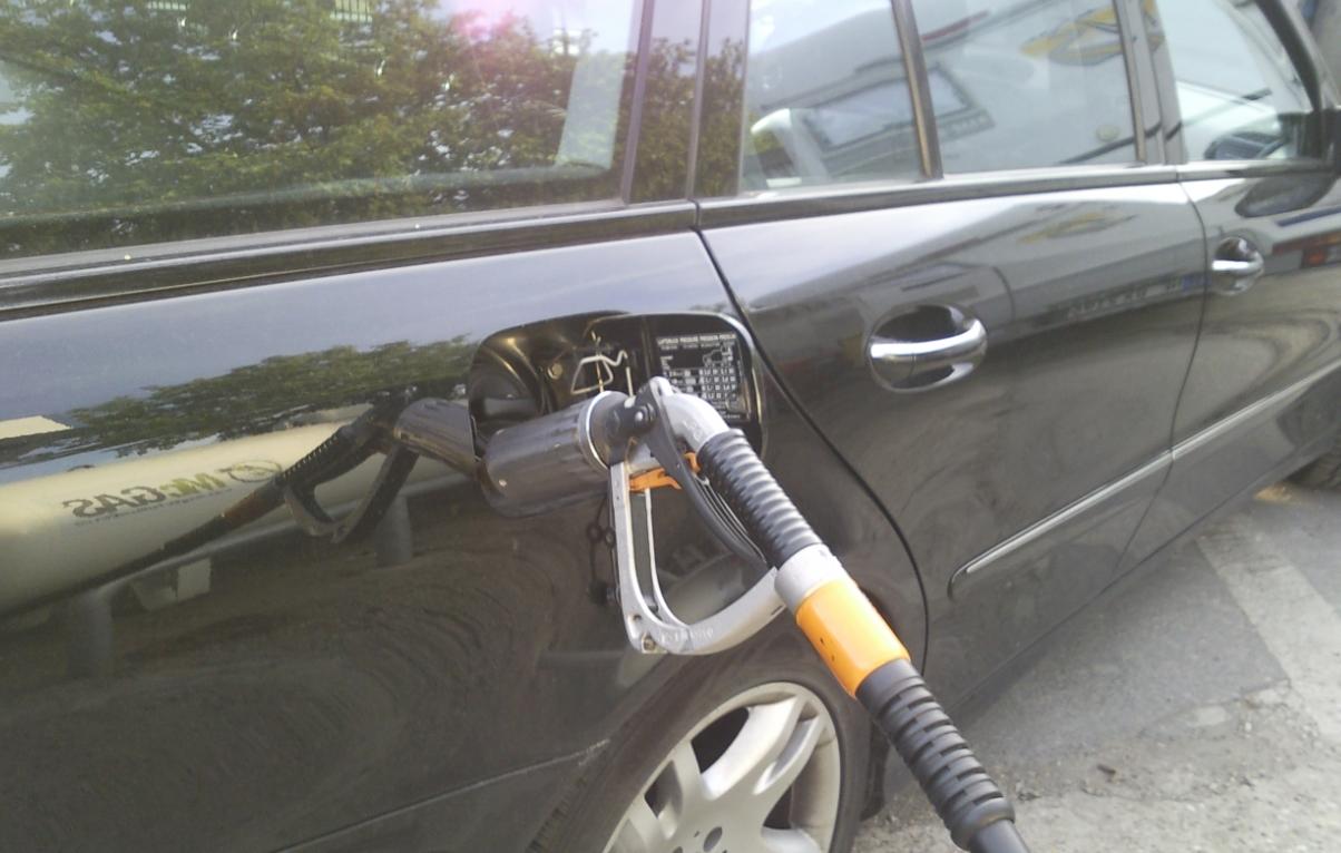 Autogas Fehler Diagnose