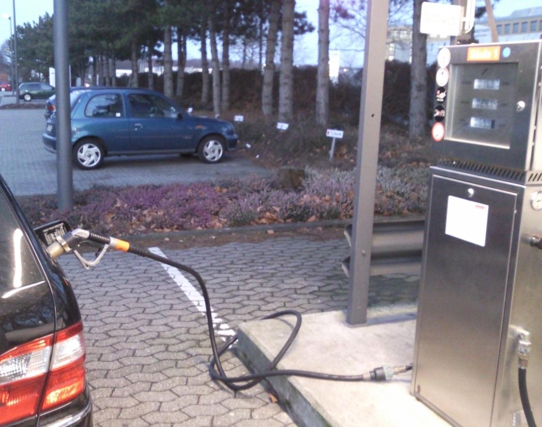 Autogas auch 2016 beliebt